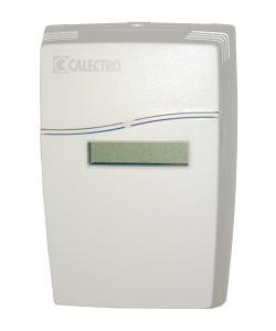 Styra FTX-aggregat med koldioxidgivare